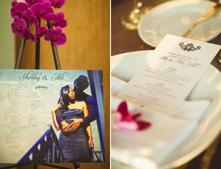 Sherley and Ali | Viceroy Miami Resort Wedding | Florida