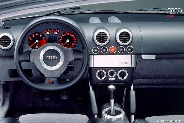 Audi Tt Concept 1995 Audi Tt 8n Pinterest Mk1 Vw Beetles