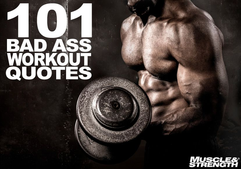 60 Bad Ass Training Workout Bodybuilding Quotes FitnessGoals Stunning Bodybuilding Quotes