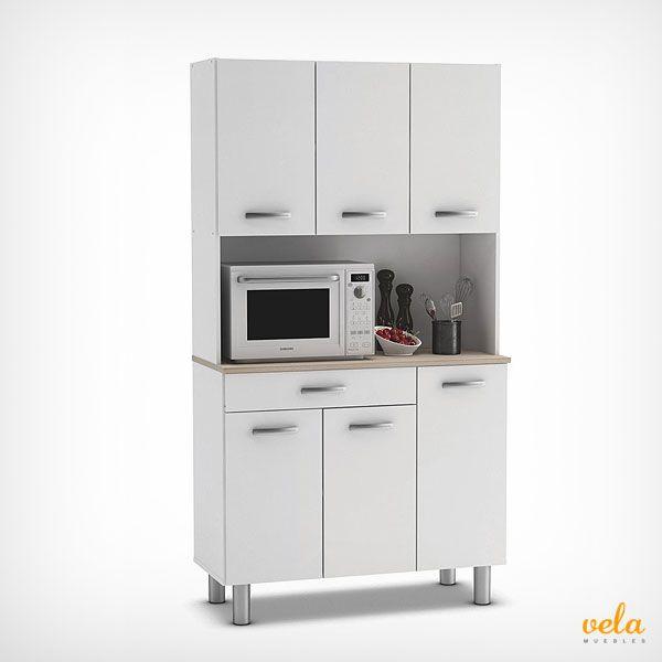 Muebles auxiliares de cocina baratos en 2019 muebles - Precio modulos de cocina ...