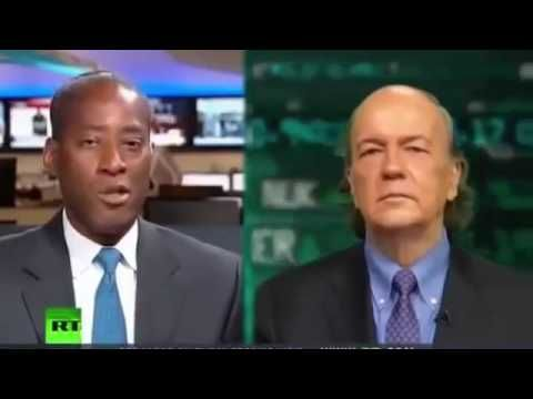 Jim Rickards Talks About Economic Collapse JULY To December, 2016