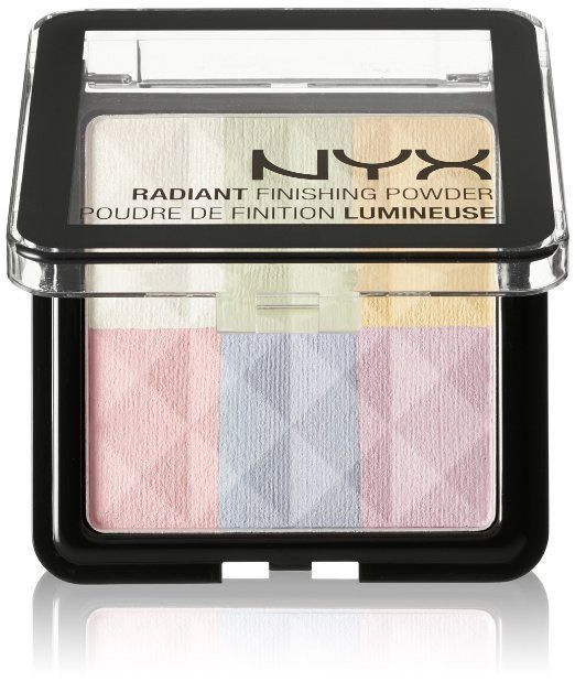 - Brightens and evens out skin tone - All-over color correcting pressed powder - The color combination works best to brighten and highlight the desired areas of the face