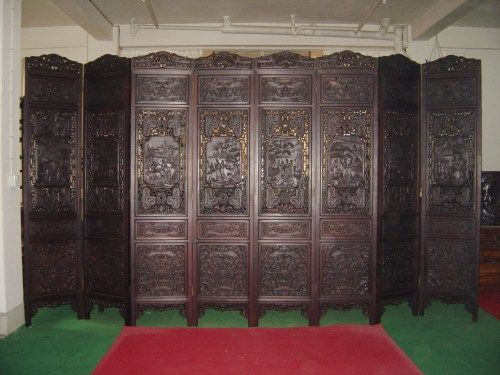 chinese screens room dividers       chinese folding screen  wooden screen   rosewood. chinese screens room dividers       chinese folding screen  wooden