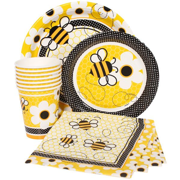 Bumble Bee Express Party Package For 8