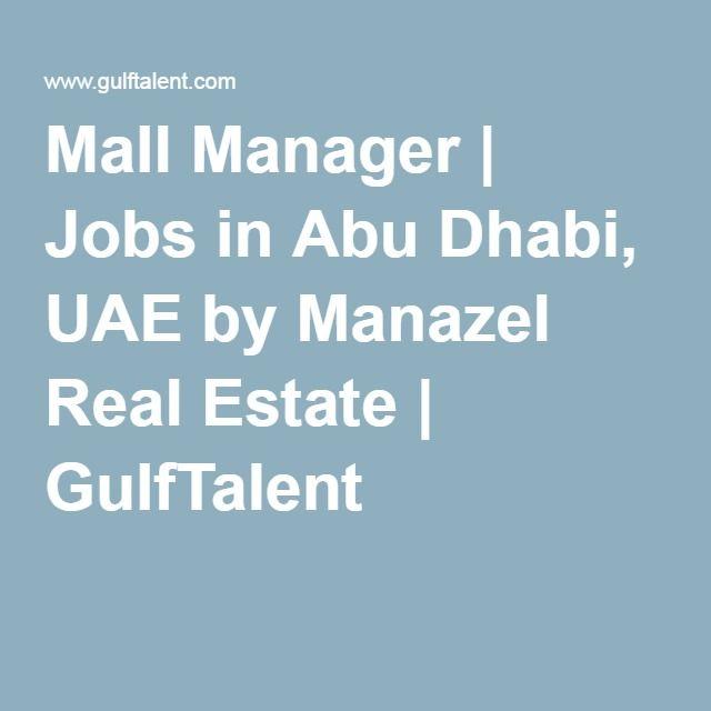 Gulftalent Job Uae Management