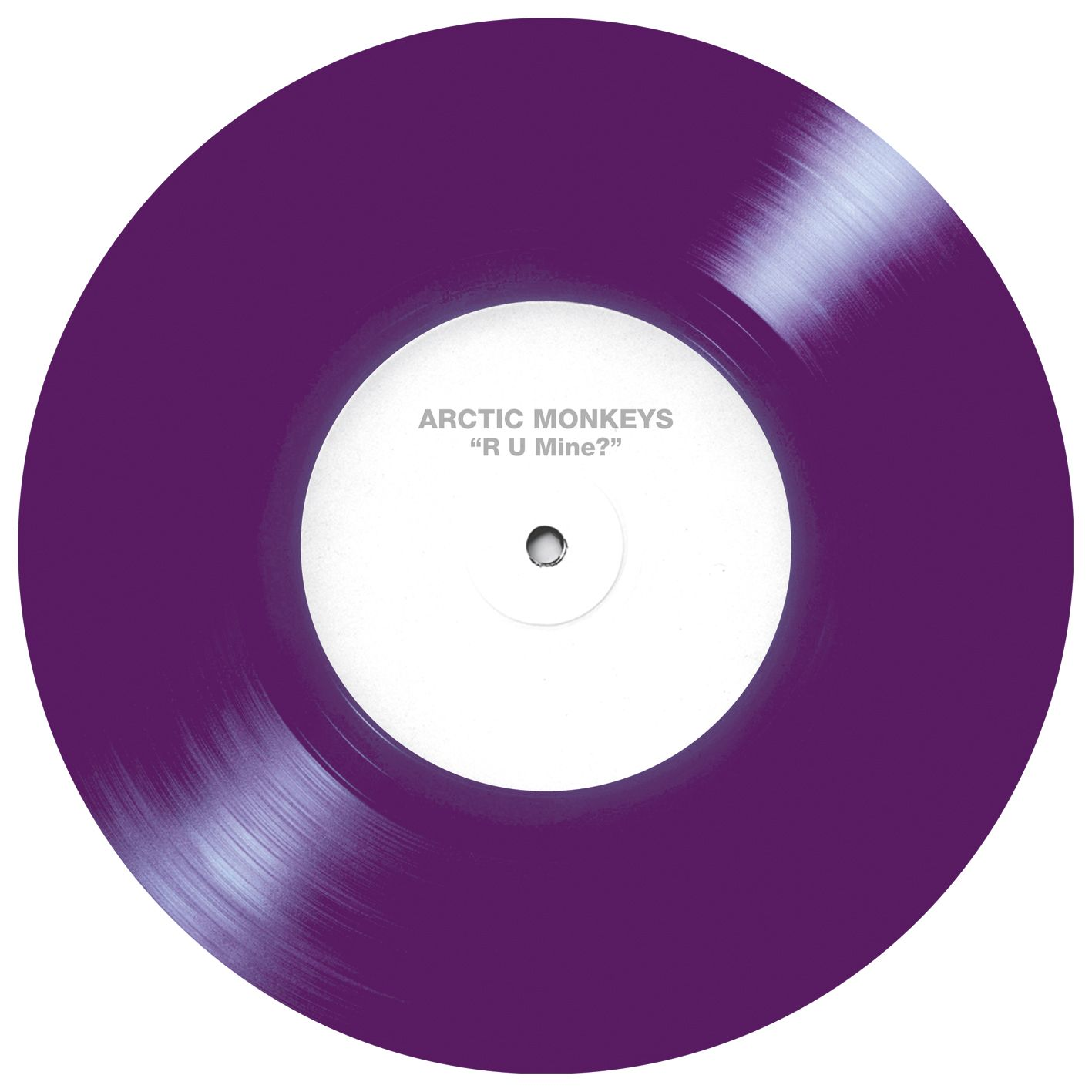 ARCTIC MONKEYS - R U Mine? (7'' 45)