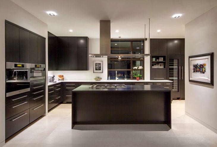Decoración de cocinas contemporáneas | Cocinas | Pinterest | Cocina ...
