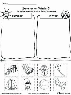 Sorting Worksheets for Kindergarten Free Understand Living ...