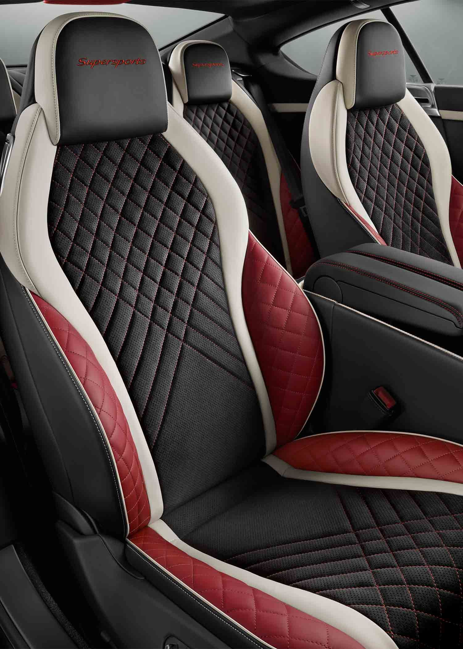 Bentley 2017 Car Interior Upholstery Automotive Truck