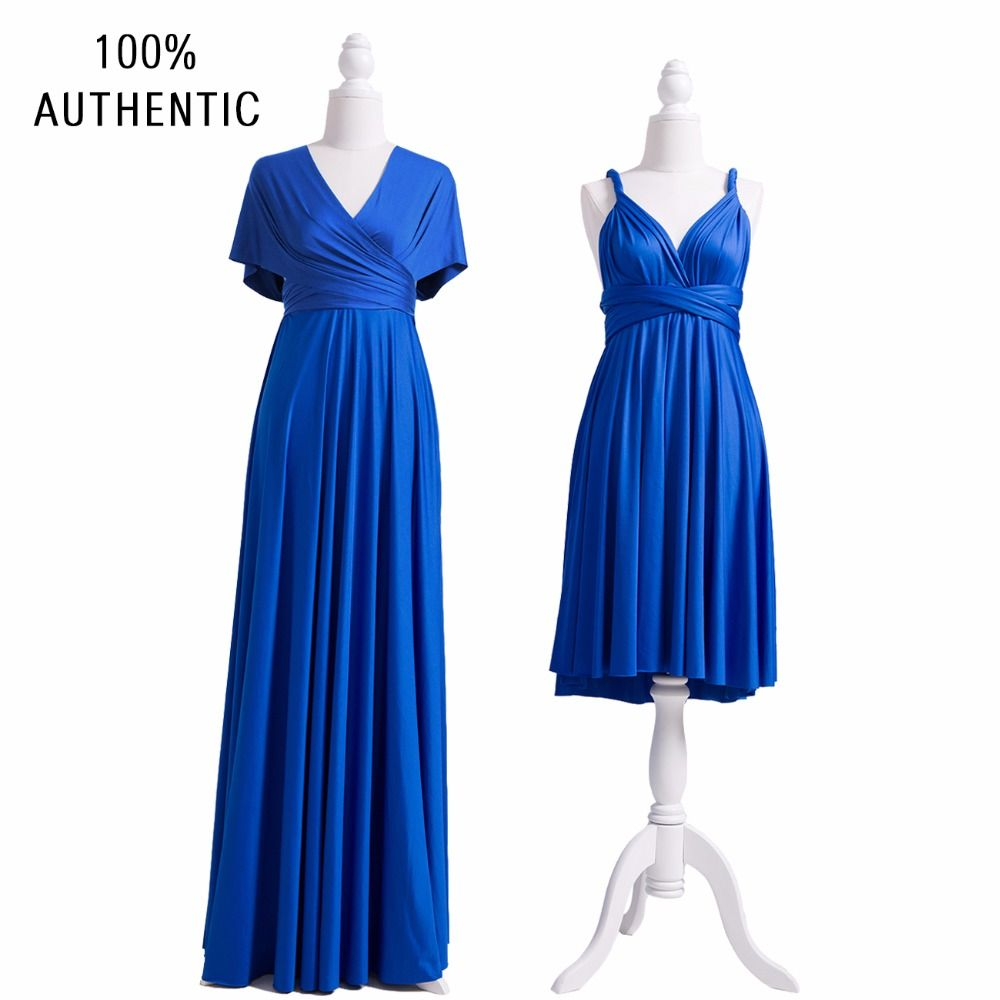 Royal Blue Bridesmaid Dresses, In…   Bridesmaid Dress, Infinity ...