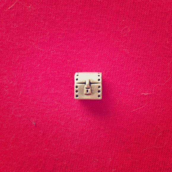 Discontinued Hope Chest Pandora Charm Very rare discontinued pandora charm. Pandora Jewelry