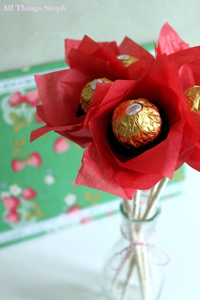 small ferrero rocher bouquet - Google Search | decor | Pinterest ...