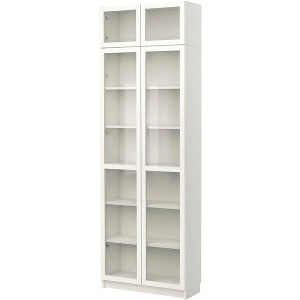 Ikea Billy Bookcase With Glass Door White Bookcase With Glass Doors Billy Bookcase Ikea Billy Bookcase