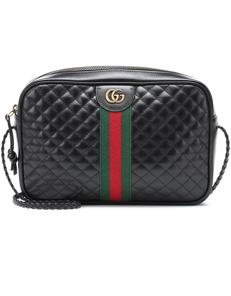 ed3451513 h3>GUCCI</h3> Quilted leather shoulder bag in 2019 | Women Bags ...