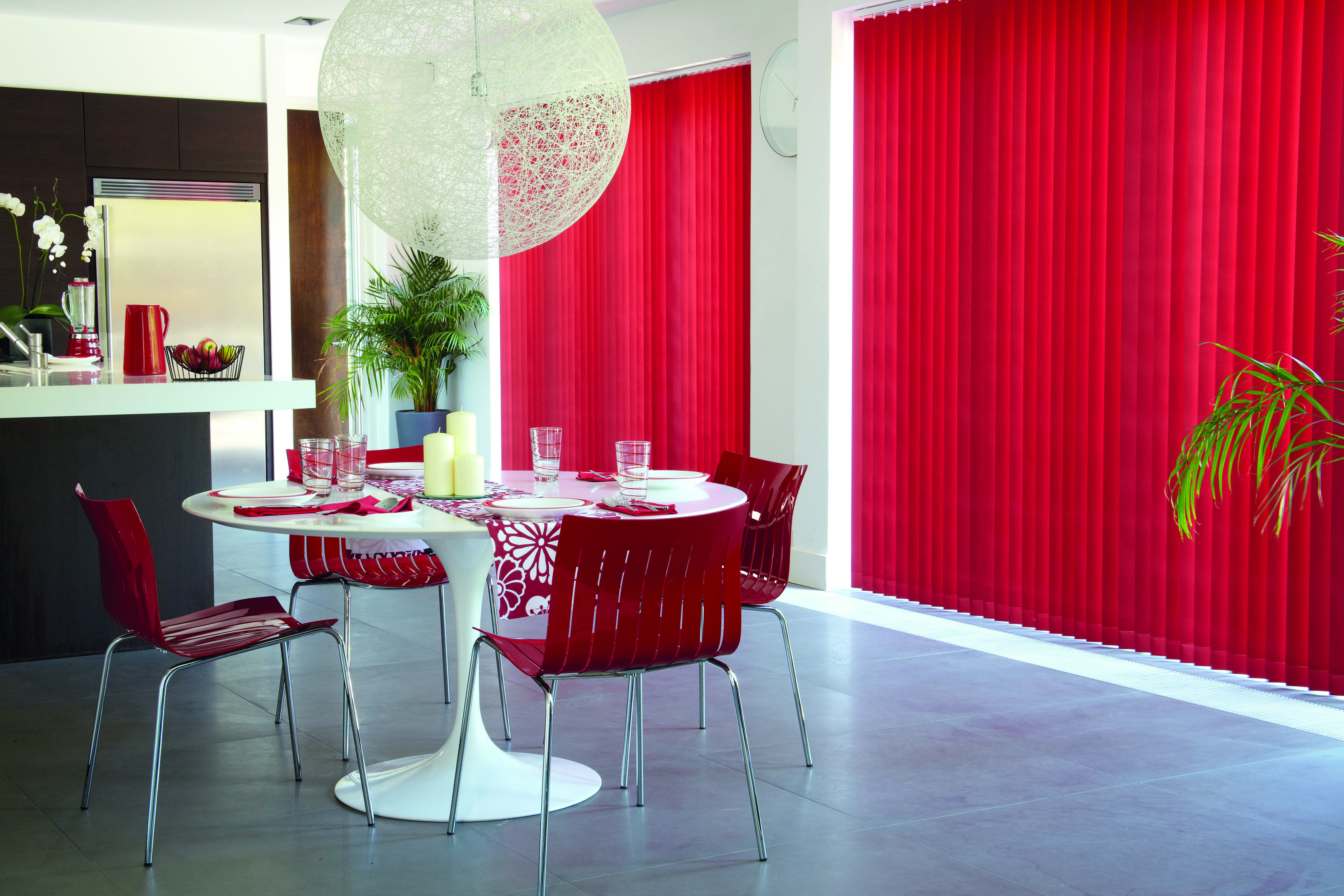 blinds gecco vertical light close blind filter