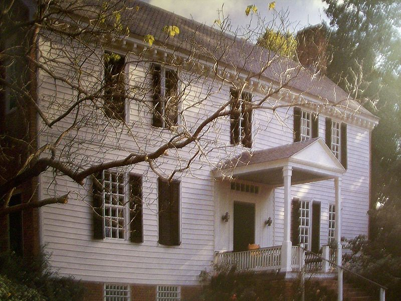 Tuckahoe Plantation (Manakin, Virginia), Thomas Jefferson's ...