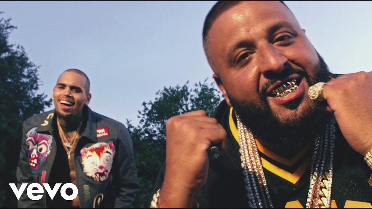 DJ Khaled - Gold Slugs (Official Video) ft  Chris Brown
