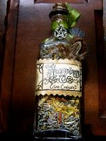 A Natural Witch- Grimoire of Life and Practice: Herbal Crafts  (no measurements)