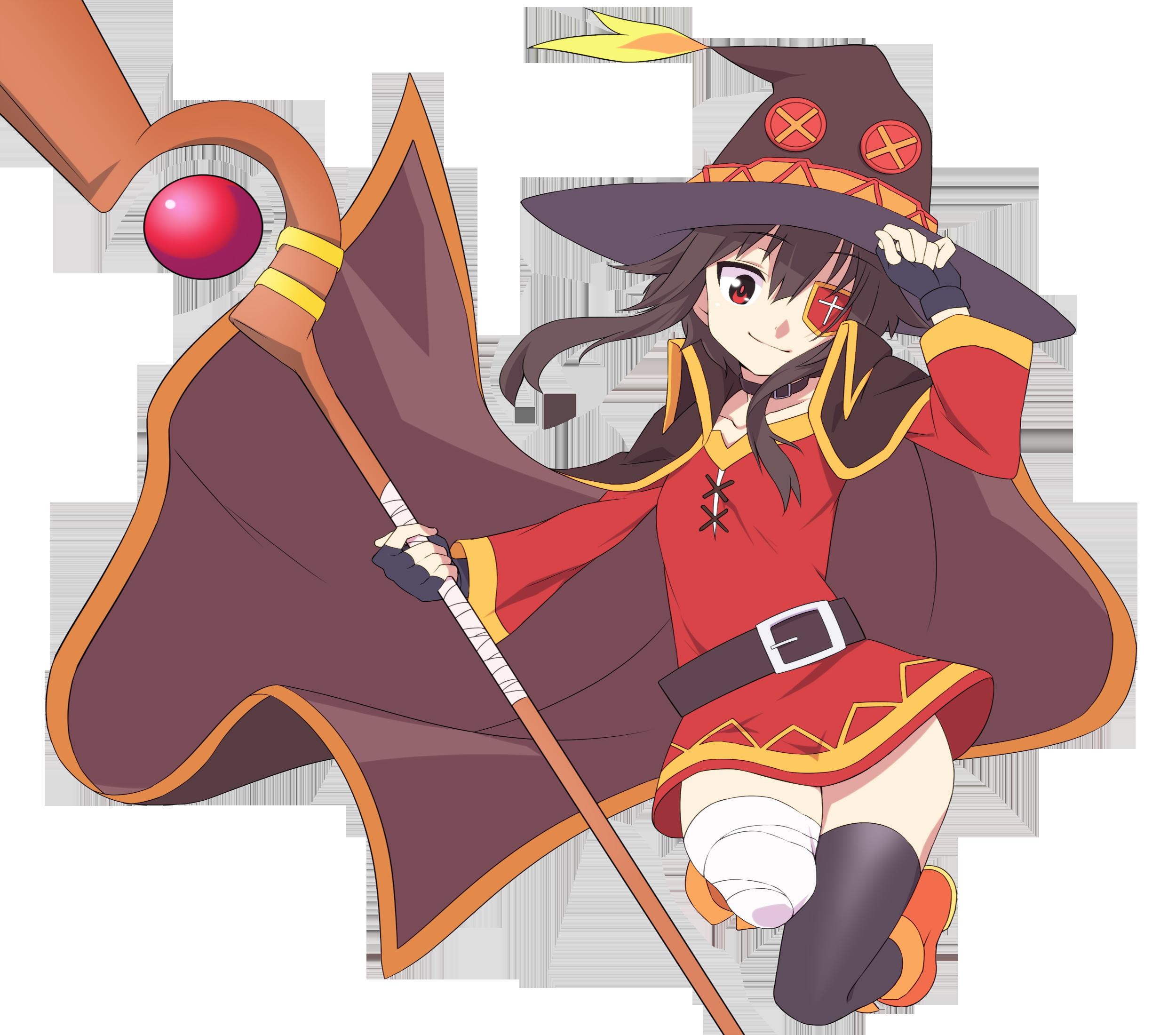 Koleksi Anime Gif Megumin Animetedot