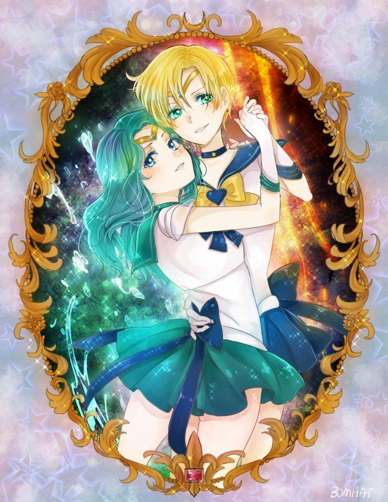 Neo Sailor Neptune by kaminary-san on DeviantArt