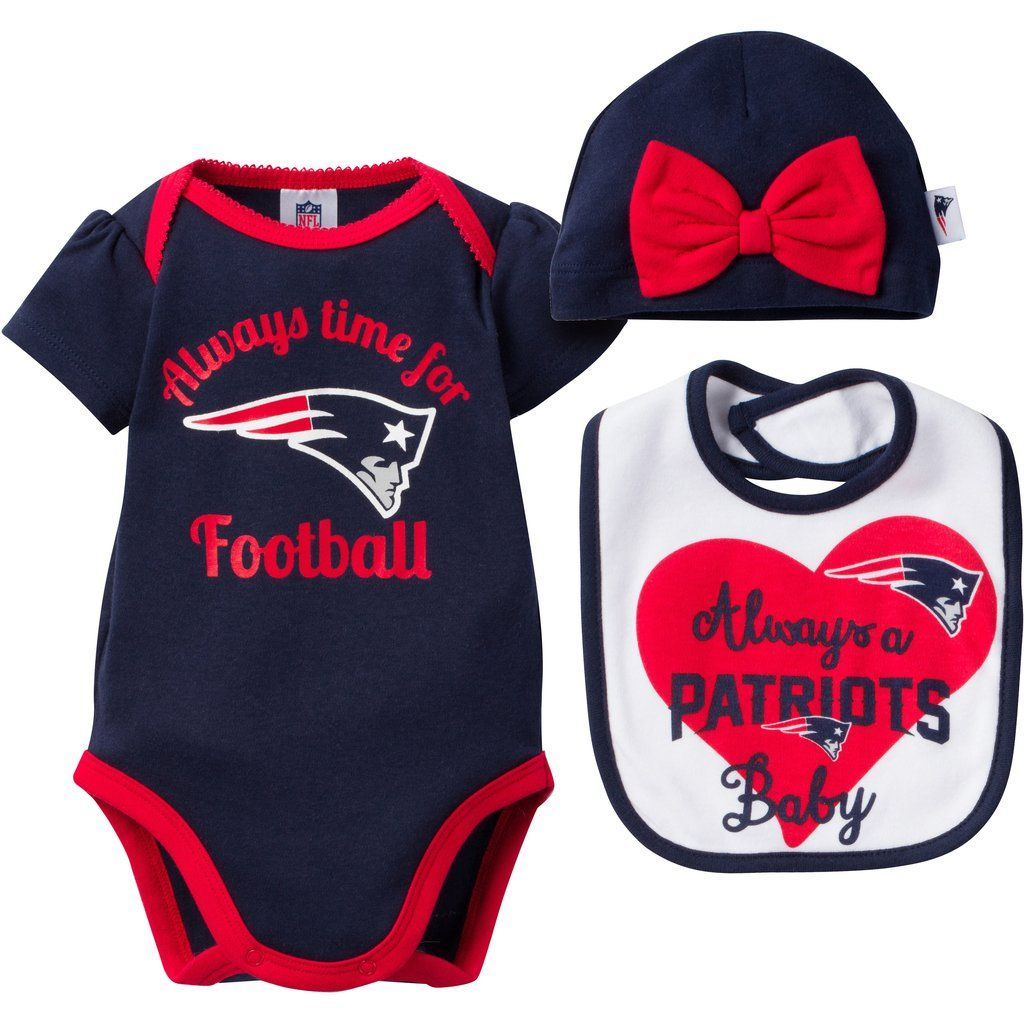 Always A Patriot Baby Outfit Baby Football Outfit Baby Boy Outfits Patriots Baby Gear