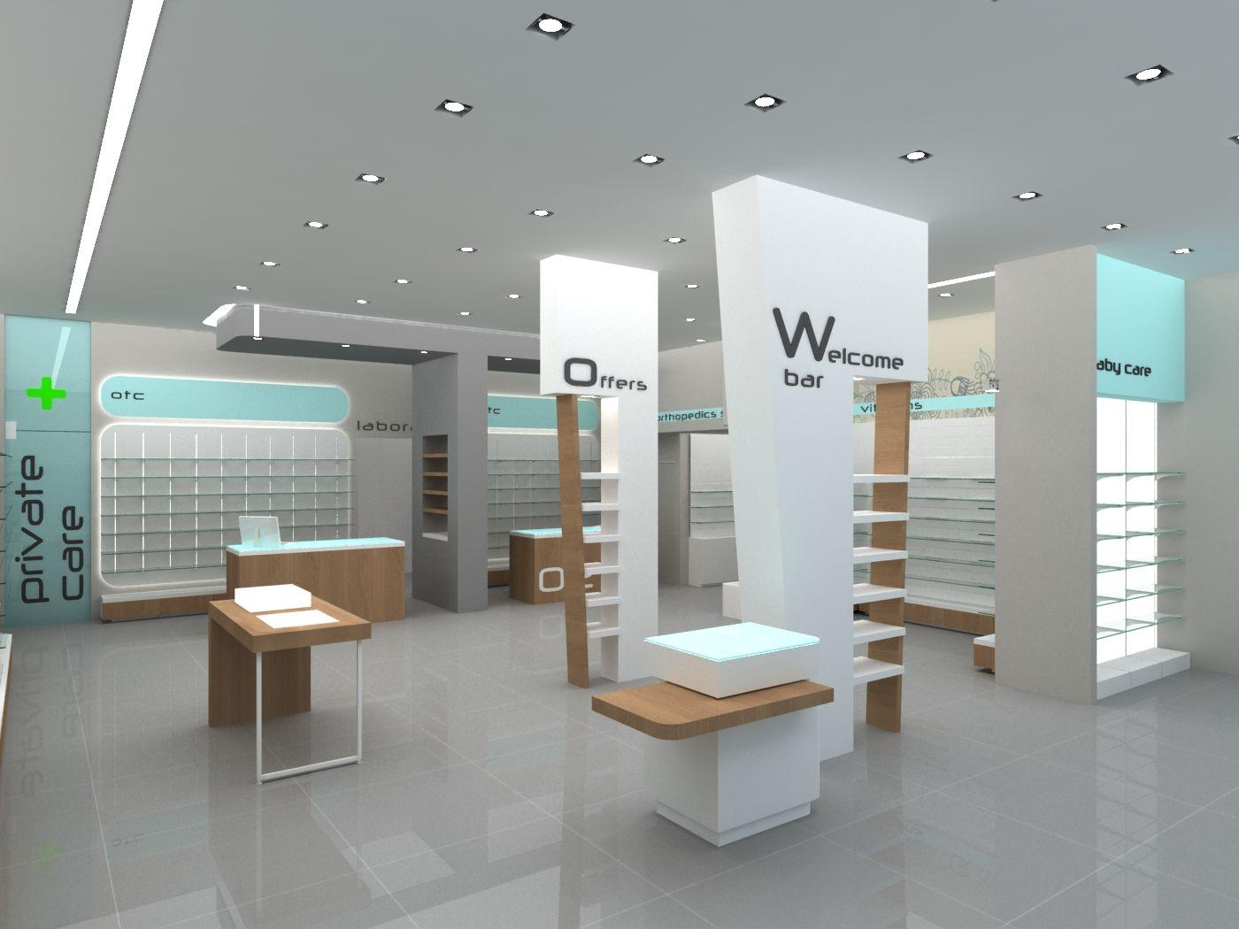 modern pharmacy design - Google Search | Pharmacy design ...