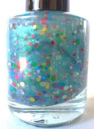 We Own The Sky Full Size Nail Polish. $10.00, via Etsy.