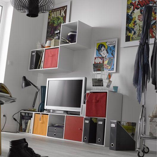 am nagement d coratif multikaz salon rangement dressing. Black Bedroom Furniture Sets. Home Design Ideas