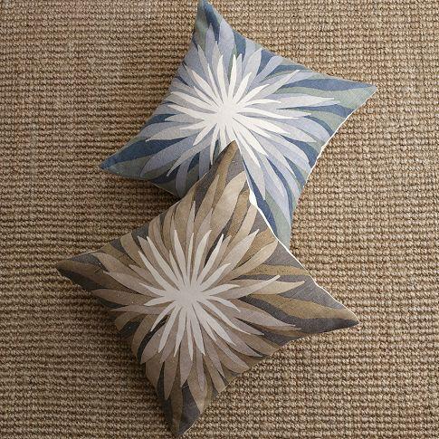 Allegra Hicks Flower Pillow Cover