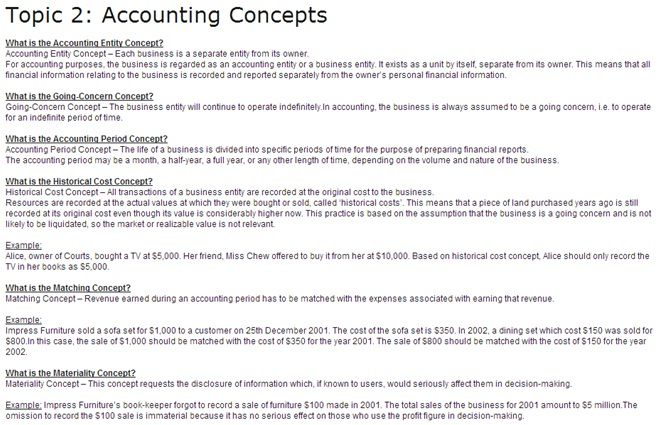Accounting Concepts, #PRINCIPLESOFACCOUNTS POA Tuition - Revision - fresh personal finacial statement