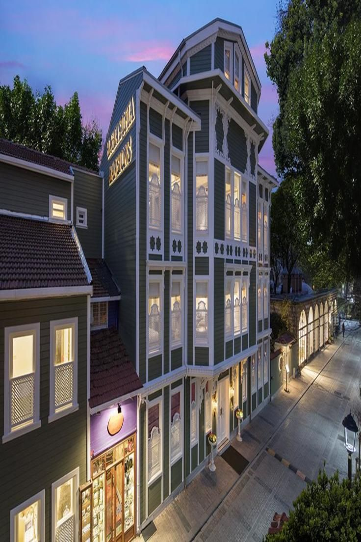 Hagia Sofia Mansions Mansions Century Hotel Istanbul Hotels
