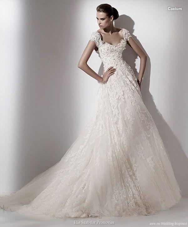 elieelie saab for pronovias 2010 wedding collection | ## para un