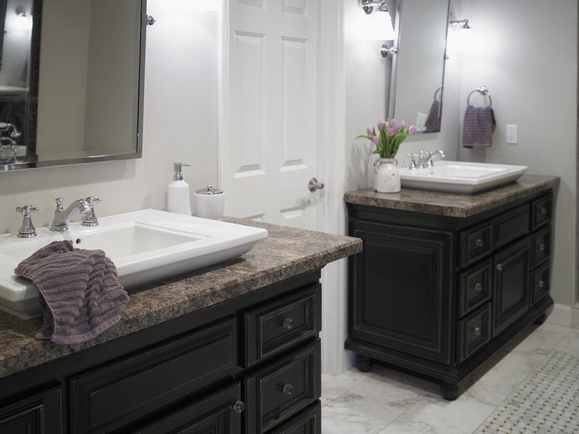 Bathroom With Formica Laminate Jamocha Granite Vanity Tops Click Through To Get A Free Sample Of Jamocha Granite Formica Countertops Bathroom Vanity Bathroom
