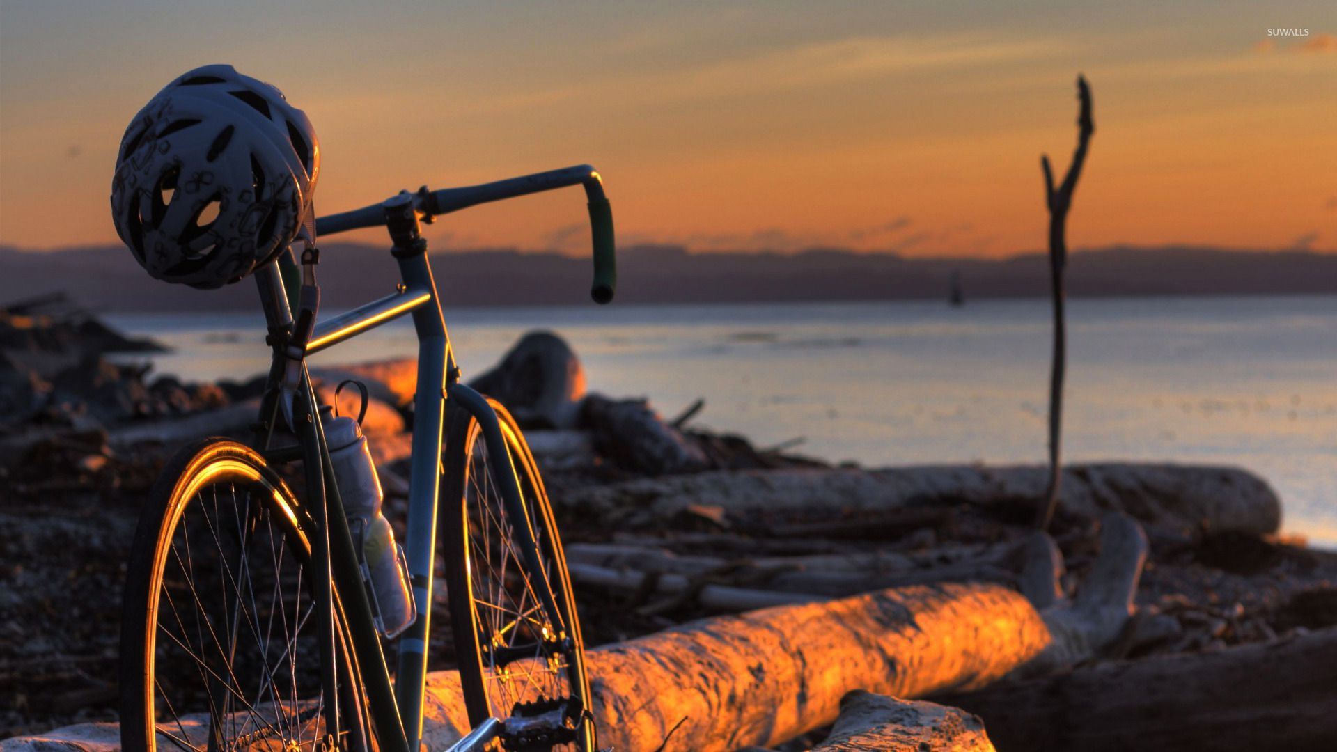 Bicycle Wallpapers Bicycle Wallpaper Bicycle Photography Sunset Photography