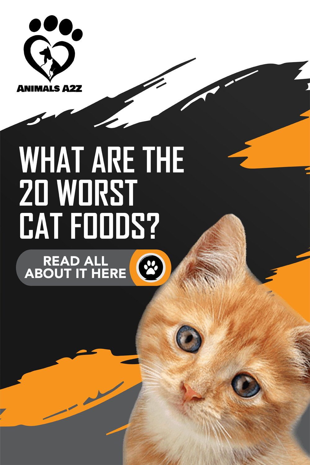 What Are The 20 Worst Cat Foods Cat Facts In 2020 Cat Food Bad Cats Cat Facts