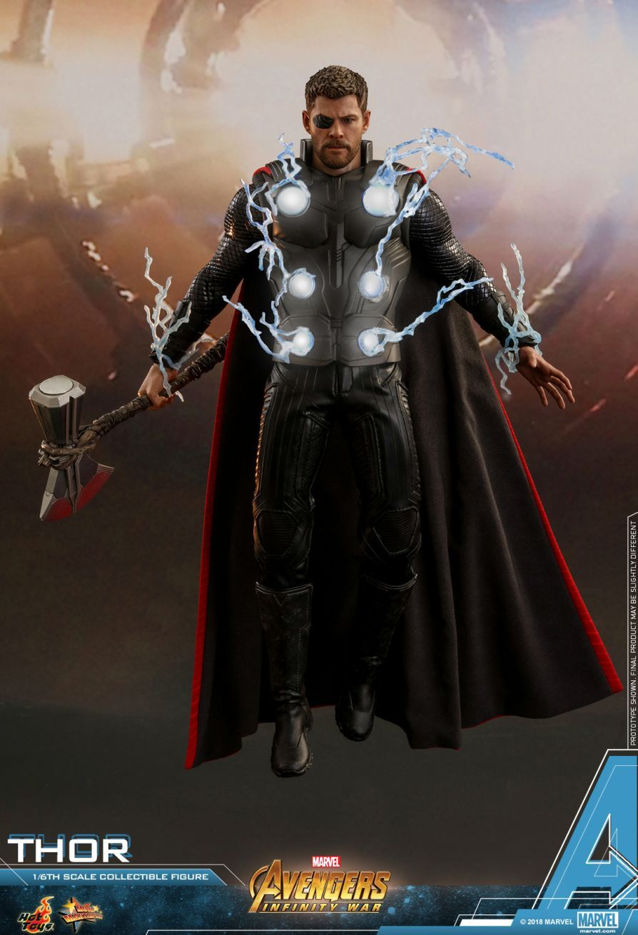 Avengers Infinity War Thor by Hot Toys Avengers