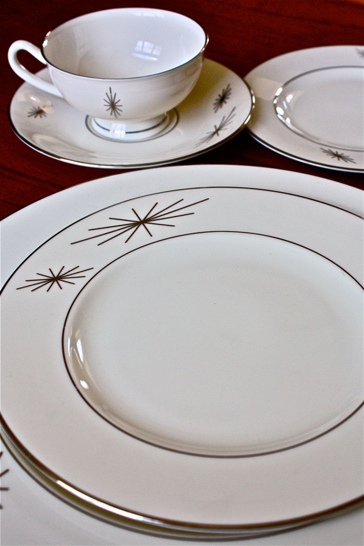 RESERVED FOR LYNN-Syracuse China Polaris dishes-Syracuse china ...