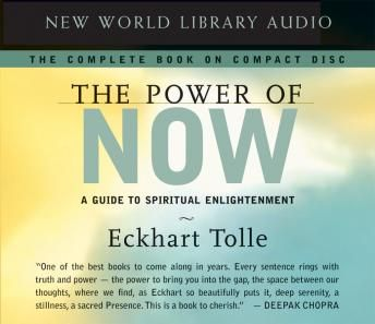 The Power of Now Audiobook Download For Free | The Power of Now
