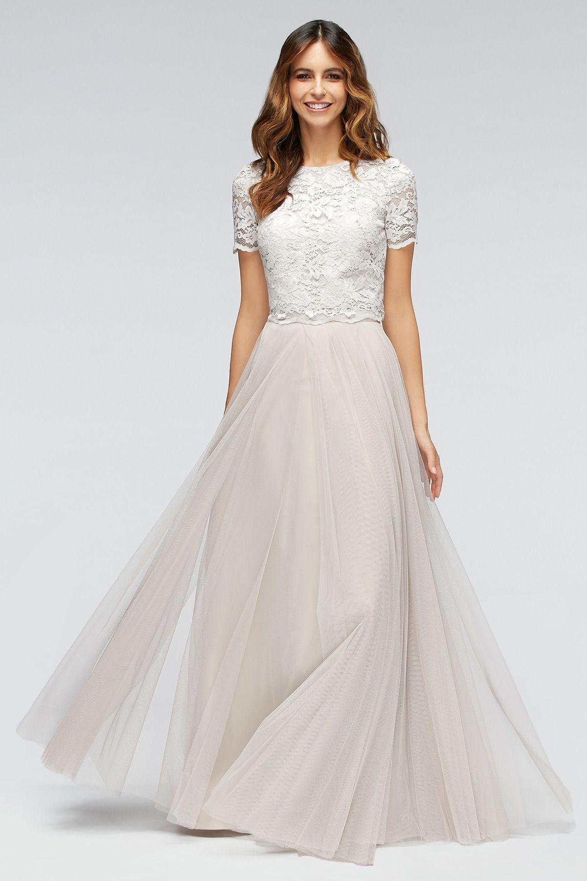 Fleur top the dress pinterest maids wedding dress and weddings