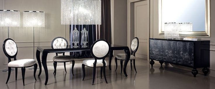 Juliettes Interiors Designer French Italian Dining Chairs