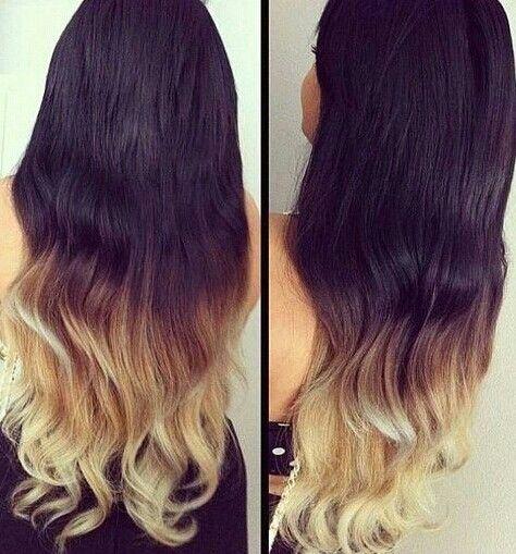 How im getting my hair