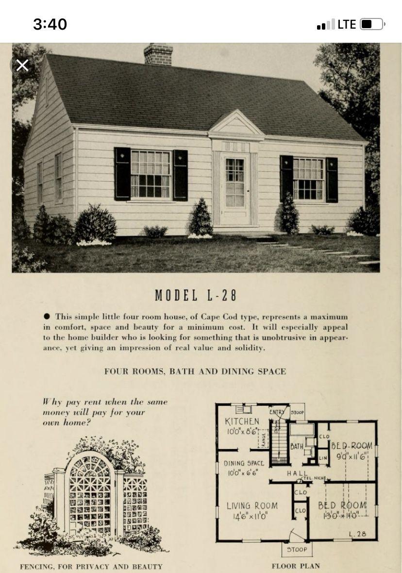 Josh S 1930 S Home Cape Cod House Plans Cape Cod Style House Cape Cod House Interior