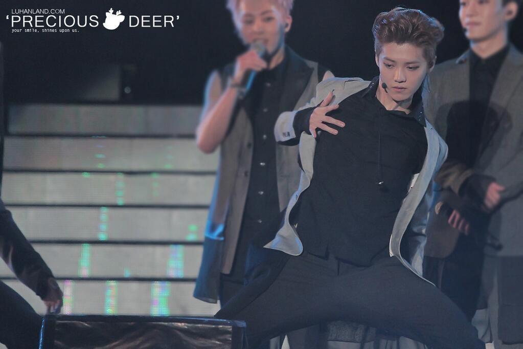 Luhan @ Best Of Best Concert