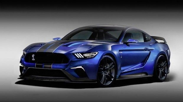 Cool Ford Mustang Getta A Facelift New Muscle Cars Amore