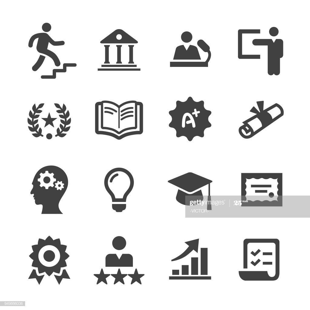 Higher Education University Teaching Learning Education Icon Education Poster Design Education Logo