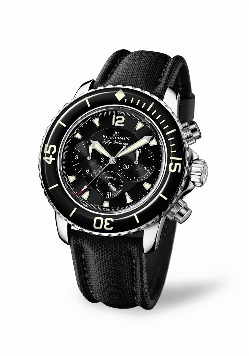 Blancpain Fifty Fathoms Luxury Watches For Men Dive Watches Watches For Men