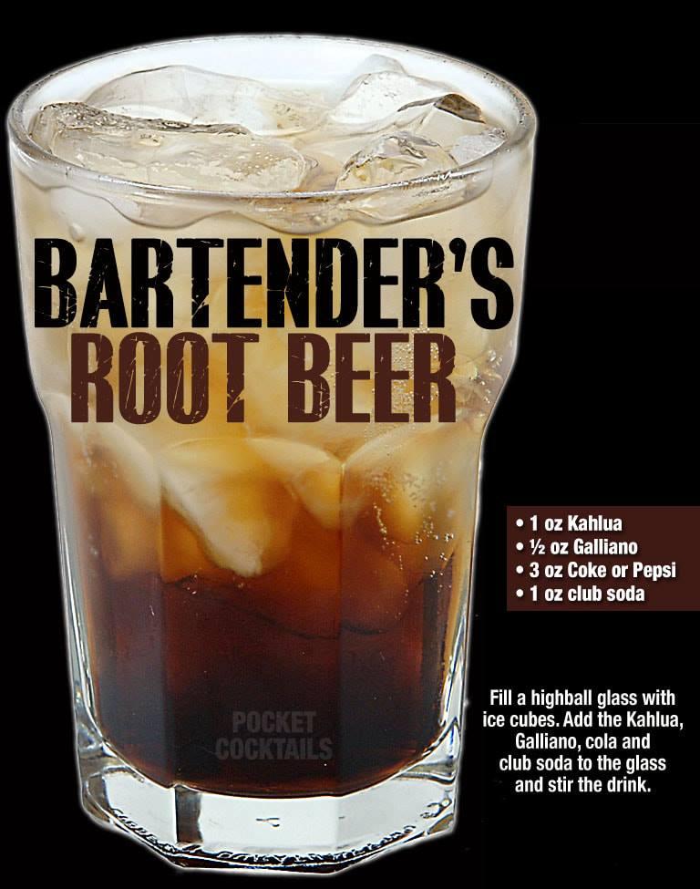 Coconut Rum Root Beer Cream Soda Coconut Rum Rum Drinks Recipes Malibu Rum Drinks