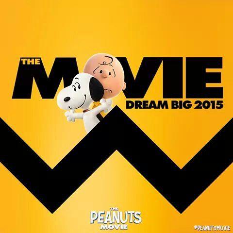 Snoopy The Movie, Dream Big, 2015.