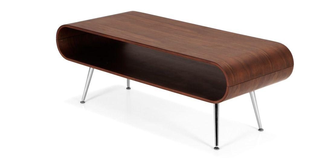 Hooper Une Table Basse En Noyer Made Com Avec Images Table Basse En Noyer Table Basse Table Basse Salon Design