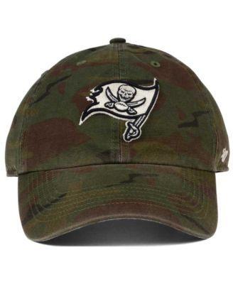 773c157430c  47 Brand Tampa Bay Buccaneers Regiment CLEAN UP Cap - Sports Fan Shop By  Lids - Men - Macy s